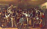 Strike, 1895, munkacsy