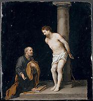 Christ The Column, murillo
