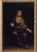 Dolorosa, 1665, murillo