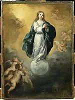The Immaculate Conception, murillo