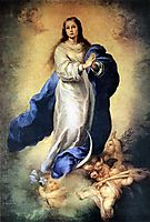 Immaculate Conception, murillo