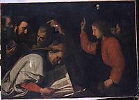 Jesus Among Doctors , 1630, murillo