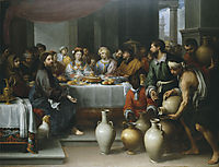 The Marriage Feast at Cana, c.1675, murillo