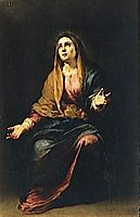 Mother of Sorrows, murillo