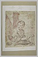 Portrait of a Child, murillo