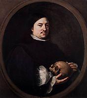 Portrait of Nicolas Omasur, 1672, murillo