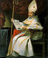 St. Isidor, 1655, murillo