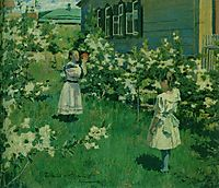 May Flowers, 1894, musatov