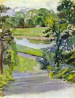 Spring Scene, musatov
