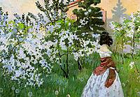 Spring Sun, c.1899, musatov