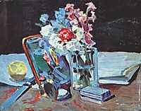 Still Life with Flowers, 1902, musatov