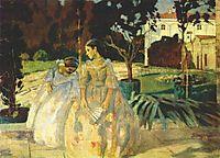 Tapestry, 1901, musatov