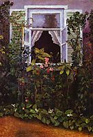 Window, 1886, musatov