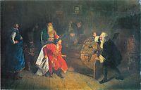 Grandfather of the Russian Fleet, 1871, myasoyedov