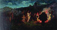 Opahivanie, 1876, myasoyedov
