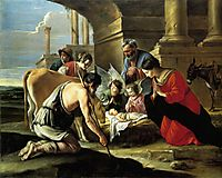 Adoration of the Shepherds, nain