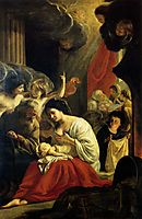 Birth of the Virgin, c.1645, nain