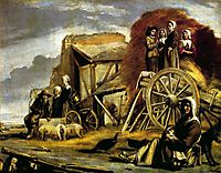 The Cart, 1641, nain