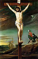 Christ on the cross, nain