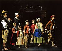 Dance of the children, nain