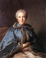 The Comtesse de Tillières, 1750, nattier