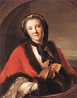 Comtesse Tessin, 1741, nattier