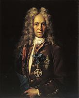 Chancelor G. I. Golovkin, c.1725, nikitin