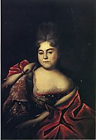 Tzarina Natalia Alekseevna, nikitin
