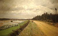 Lungo l-Ofanto, 1870, nittis