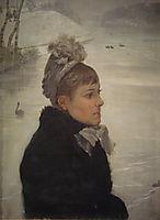 Presso al lago, 1879, nittis