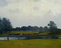 The Serpentine Hyde Park, nittis