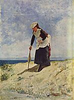 Woman on the Beach, nittis