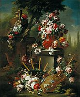 Vase and Flowers, nuzzi