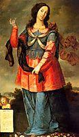 Abisag, 1650, obidos