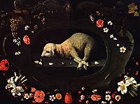 Cordeiro Pascal, 1670, obidos