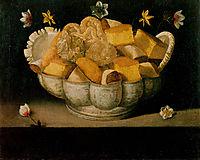 Natureza morta, 1660, obidos