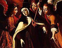 Transverberação de Santa Teresa, 1672, obidos