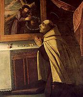 Visão de São João da Cruz, obidos