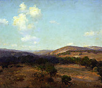 Bandera Hills, onderdonk