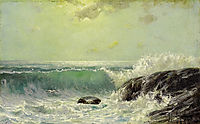 Crashing Surf, onderdonk
