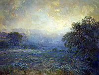Dawn in the Hills, 1922, onderdonk