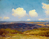 Flying Shadows, 1910, onderdonk