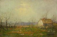 Landscape, onderdonk