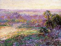 Last Rays of Sunlight, Early Spring in San Antonio, 1922, onderdonk