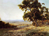 Late Afternoon, Valley of the Leon, onderdonk