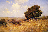 Misty Morning, onderdonk