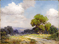Morning in the Hills Southwest Texas, onderdonk