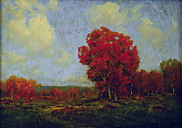 October Day, 1908, onderdonk