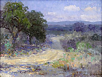 A Path Through the Texas Hill Country, onderdonk