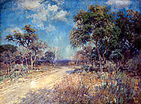 Road to the Hills, 1918, onderdonk